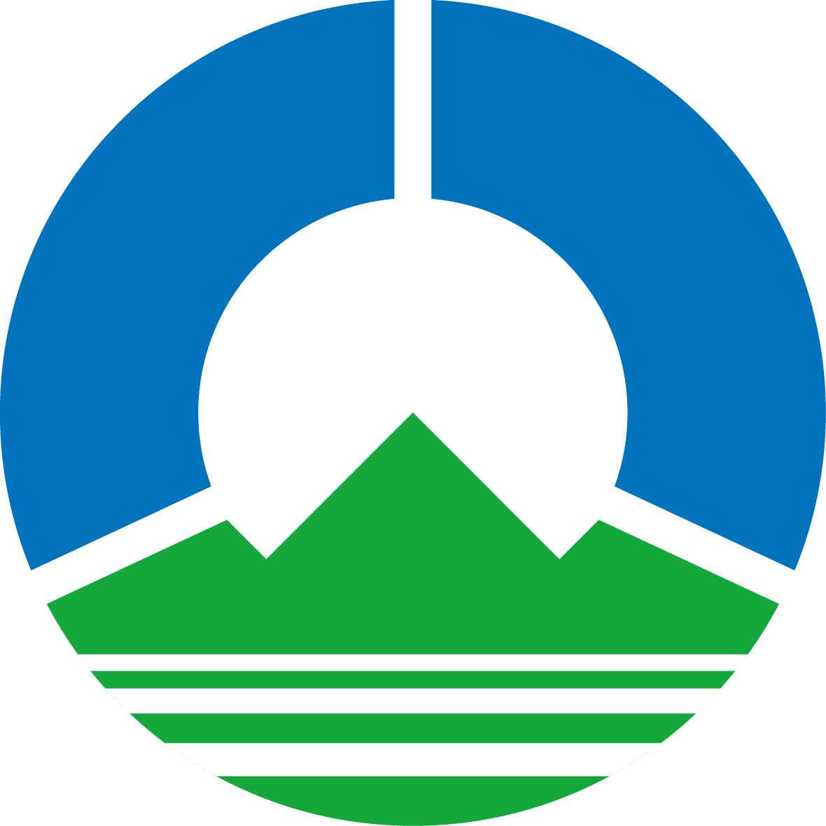岩手県 八幡平市ロゴ